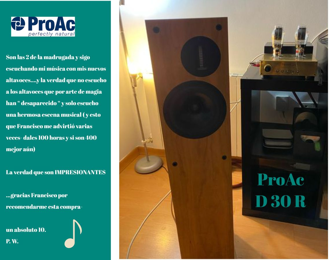 ProAc D 30 RS